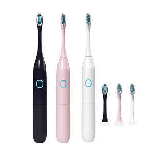 Electric-Toothbrush Oral-Hygiene 2-Brush-Head Discount Ce with Fashion Health-Products