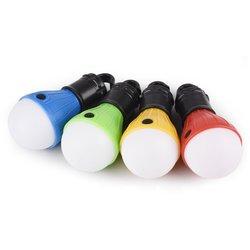 Mini Tragbare Beleuchtung Laterne Zelt Licht Led-lampe Notfall Lampe Wasserdichte Hängen Haken Taschenlampe Camping Licht Verwenden 3 * AAA