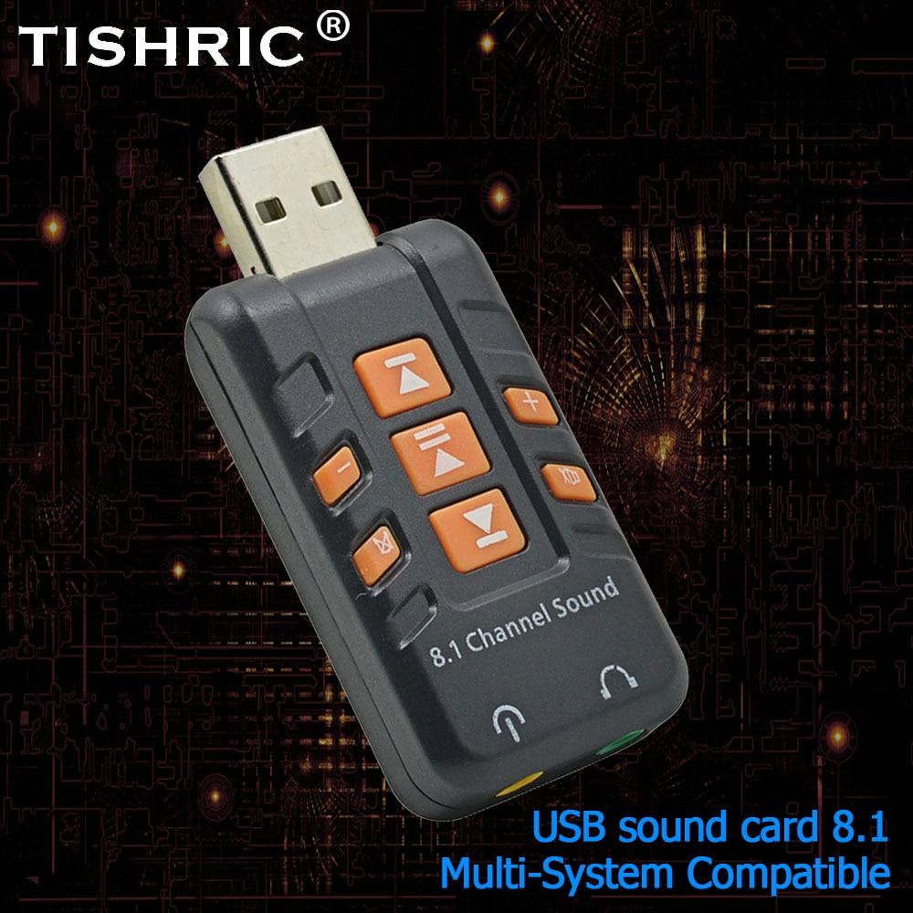 TISHRIC USB tarjeta de sonido externa 8,1 interfaz de Audio micrófono auricular USB a Jack 3,5mm auriculares de Audio 3D para Windows ordenador portátil Interfaz de botella de coque, boquilla Manual para pistola de plástico, cabezal de riego por pulverización opcional, boquilla de 360 grados, interfaz de 26mm, 1 Uds.