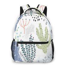 Women Backpack Casual Travel Bag Creative Universal Artistic Floral School Bag Fashion Shoulder Bag For Teenage Girl Bagpack