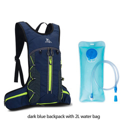 Water -proof Camping hydration bladder pack, Camel back backpack for Men, MTB Bicycling backpack, no water bag