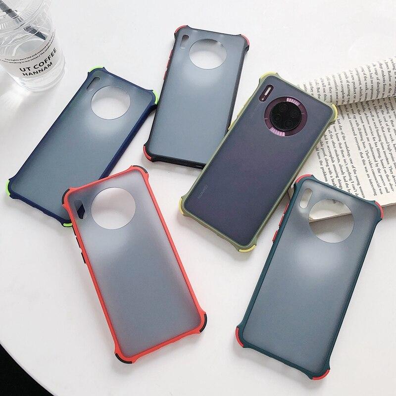 For xiaomi redmi note 9 pro case Airbag Transparent Anti-fall For redmi note 8 7 9 pro 7 7A K30 8 xiaomi a3 10 9 pro 8 lite Case