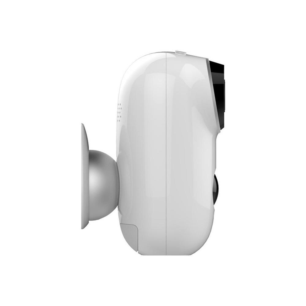 Casa inteligente À Prova D' Água Câmera de Vigilância Câmera Móvel Sem Fio de Baixa Potência Wifi Monitoramento Remoto Intercom - 3