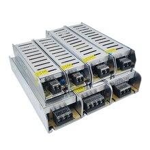 SMPS 24 12 V Volt LED Schaltnetzteil AC-DC 24V AC DC 220v zu 12 V 3A 5A 10A 15A 30A Lange Netzteil SMPS Led-treiber