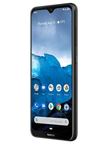 Phone Nokia 6.2, Black Color Ceramic (Ceramic Black), 64 GB Of Internal Memory 4 GB RAM, Dual Sim Screen