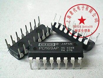 5 uds PCM69AP DIP-16