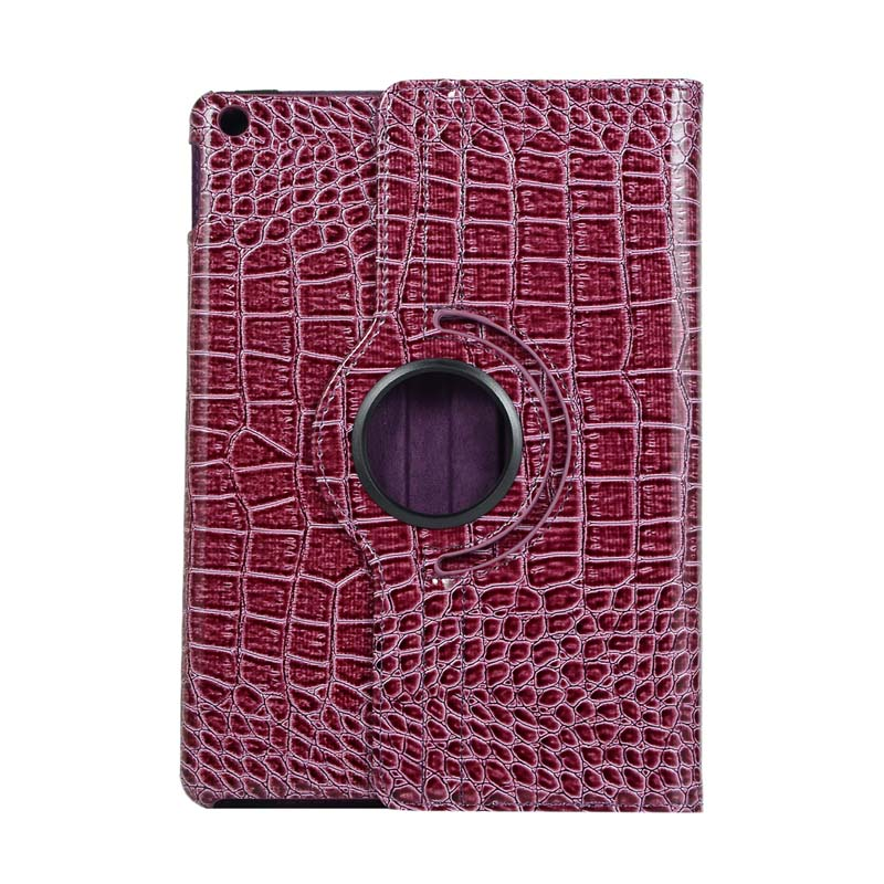 case Purple 360 Degree Rotating Case For Apple iPad 10 2 2019 7th Generation A2197 A2200 A2198 A2232