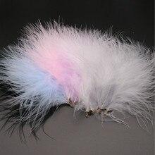 Clip Catcher Craft-Decoration Feathers-Dream Turkey Wedding-Decoration-Accessories DIY