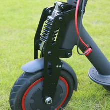 Scooter elétrico amortecedor dianteiro para xiaomi mijia m365 scooter suspensão para xiaomi scooter m365 pro m365 acessórios