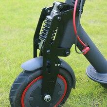 電動スクーターのフロントショックアブソーバーxiaomi mijia M365 スクーターサスペンションxiaomiスクーターM365 プロM365 accesorios