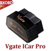 Vgate Icar פרו Viecar ELM327 V2.2 OBD2 סורק ELM 327 Bluetooth ELM 327 V1.5 OBD2 ELM327 Bluetooth V1.5 Viecar Bluetooth 4.0