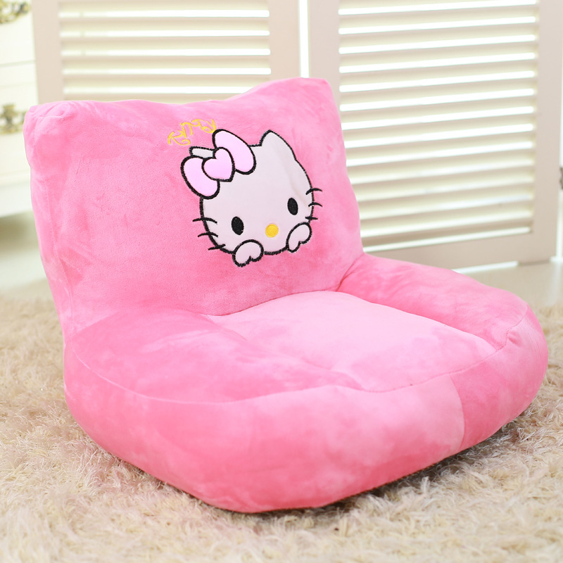 Creative Plush Toy Mini Doraemon Children's Sofas Cartoon Couch Baby Furniture Small Sofa Kids Chair Floor Toys