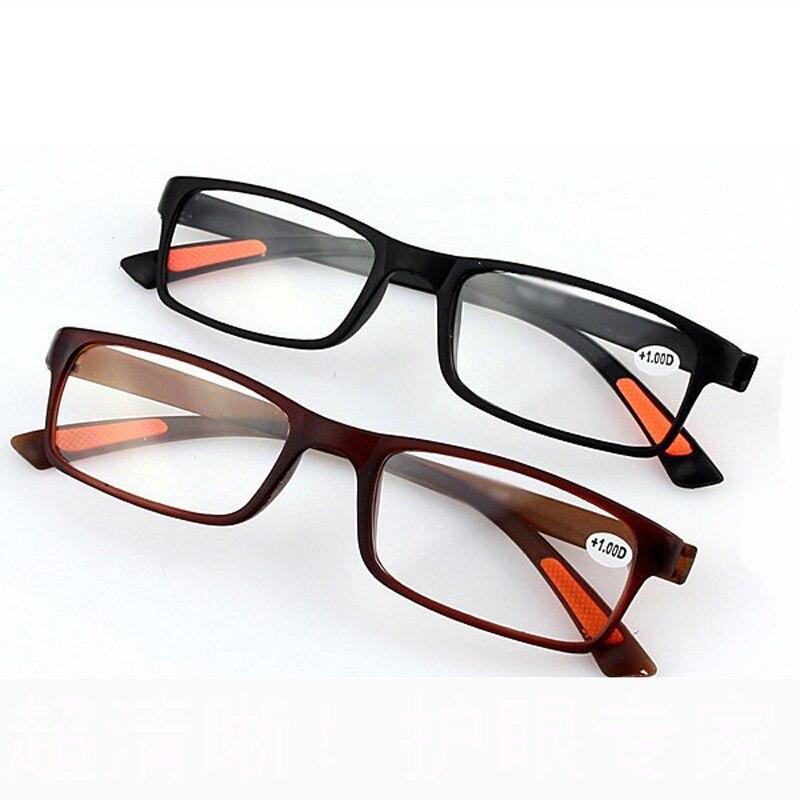 OLNYLO Fashion Unisex Reading Glasses Men Women Elegant  Presbyopia Prescription Eyewear Presbyopic Glasses +1.0 2.5 3.5 4.0