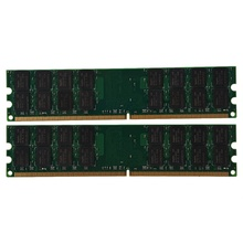 Memoria DDR2-800MHz para CPU AMD, 8GB, 2x4GB, PC2-6400, 240 pines, DIMM