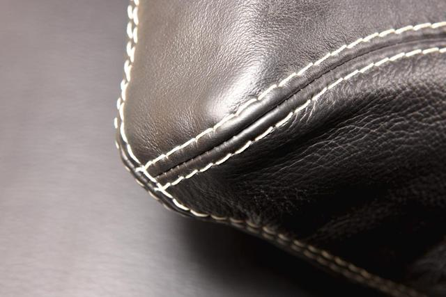 Genuine Leather L Shaped Corner Sofa 5