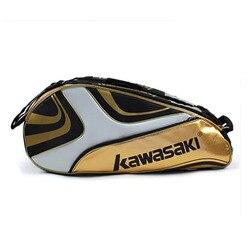 720*310*240 centimetri Sacchetto di Volano Delle Donne Degli Uomini di Squash Racchetta Da Tennis Zaini 6 Racchette Da Badminton Singolo sacchetto di Spalla Esterna borsa sportiva