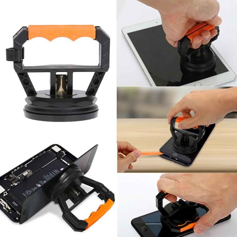 Universal Smartphone Sucker Mobile Phone LCD Display Removal Tool Turn On Heavy Suction Sucker Plier Mobile Phone Dent Tool