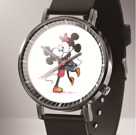 Reloj Mujer Hot New Mickey Quartz Kids Watches Fashion Top Brand Cute Student Leather Cartoon Watches часы детские