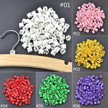 100pcs XS-5XL Colored Coat hanger Sizer Tag Plastic Garment All Size Marker Tags For Diy Cloth Shop Jewelry Making Accessories