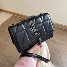 Fashion Women Bag Chain Single Shoulder Crossbody Bag Luxury Handbags Women Bags Designer High Quality PU Flap Bag 2020 New tu teng hot sale luxury handbags women bags designer handbags high quality top leather fashion flap pocket shoulder bag g75680