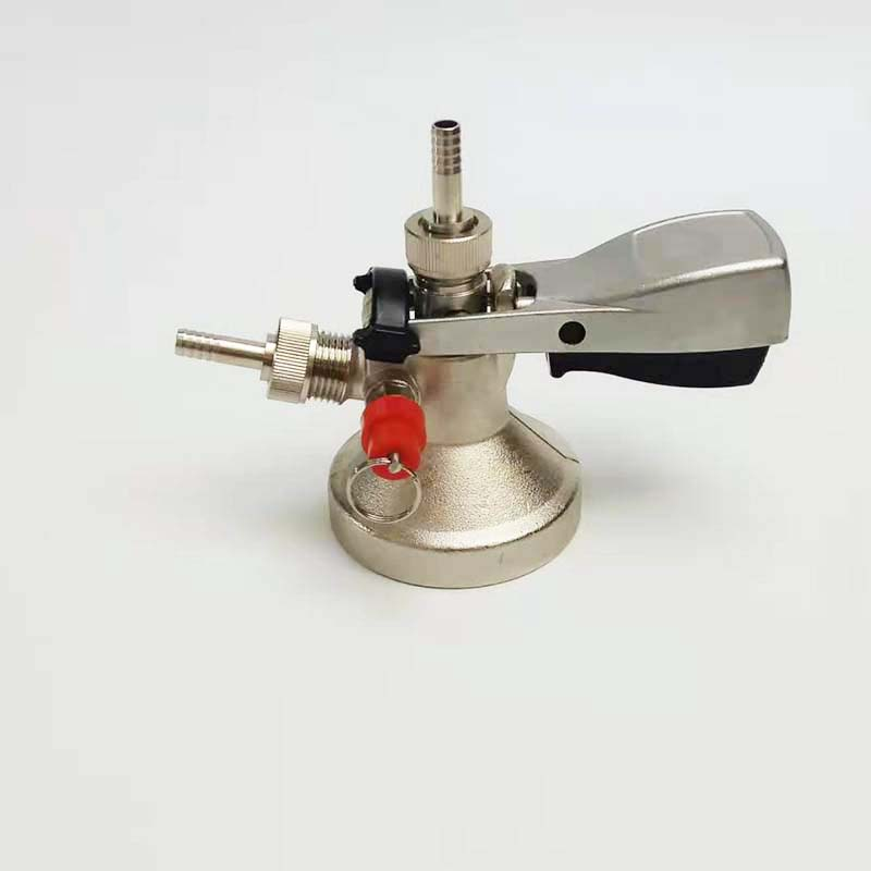 G type Keg Koppeling, Vaatje Hoofd Met Overdrukventiel, Voor Vaten - Keuken, eetkamer en bar