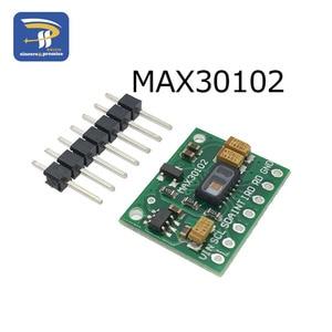 Image 3 - Low Power MAX30102 Heart Rate Pulse Breakout Board For Arduino / Blood Oxygen Sensor Module MAX30100 Pulse Oximeter