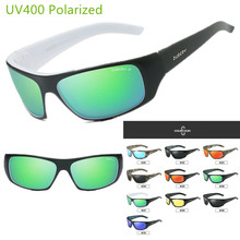 цена на UV400 Polarized Cycling Sunglasses Male Female Outdoor Sports Traveling Fishing Driving Riding Glasses Cycling Eyewear Goggles