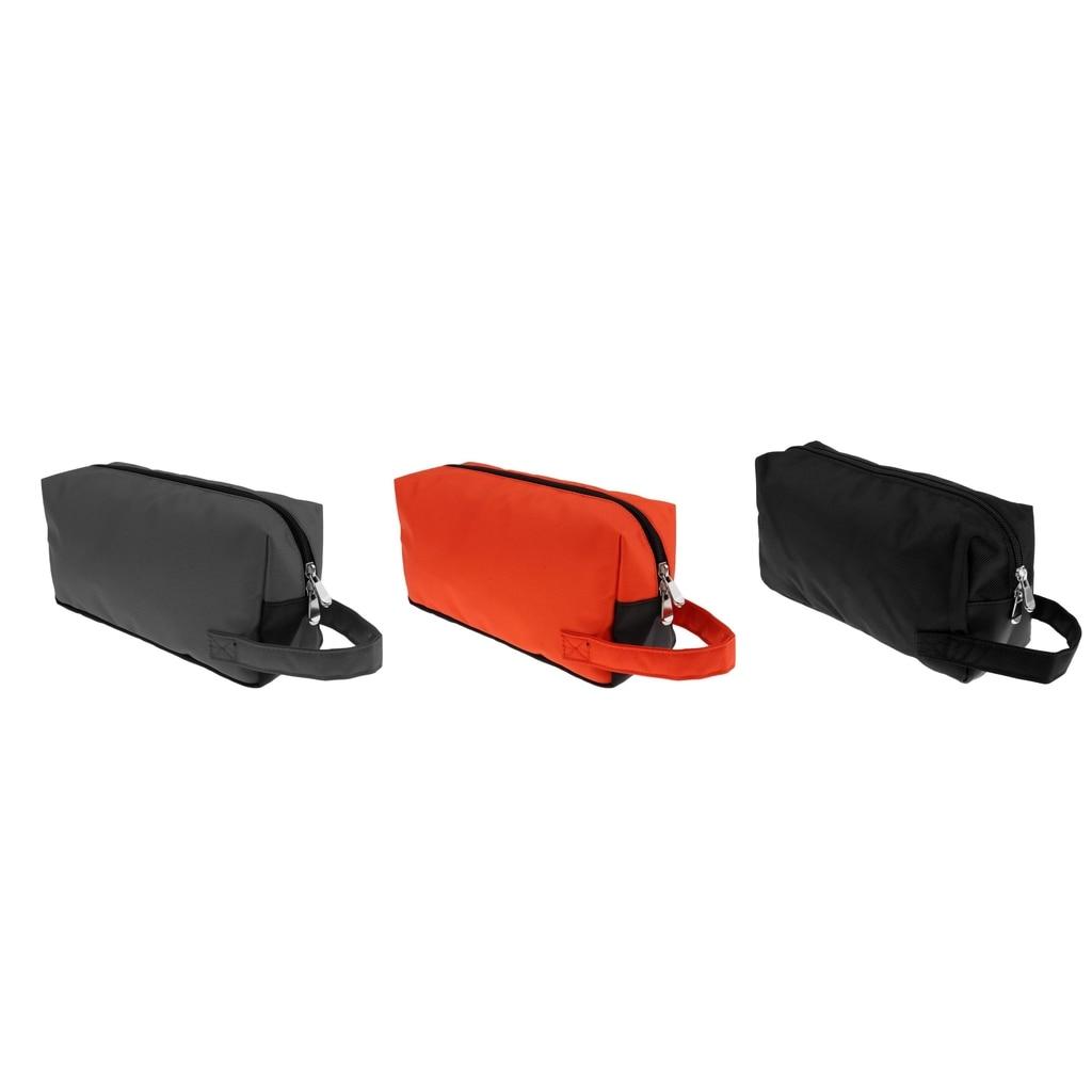 Portable Outdoor Travel Sports Golf Carry Case Handbag Golf Ball Tee Accessories Bag