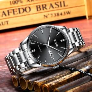 Image 3 - HAIQIN erkek saatler mekanik Erkek Saatler top marka lüks otomatik İzle erkekler altın wirstwatch erkek Tourbillon Reloj hombres