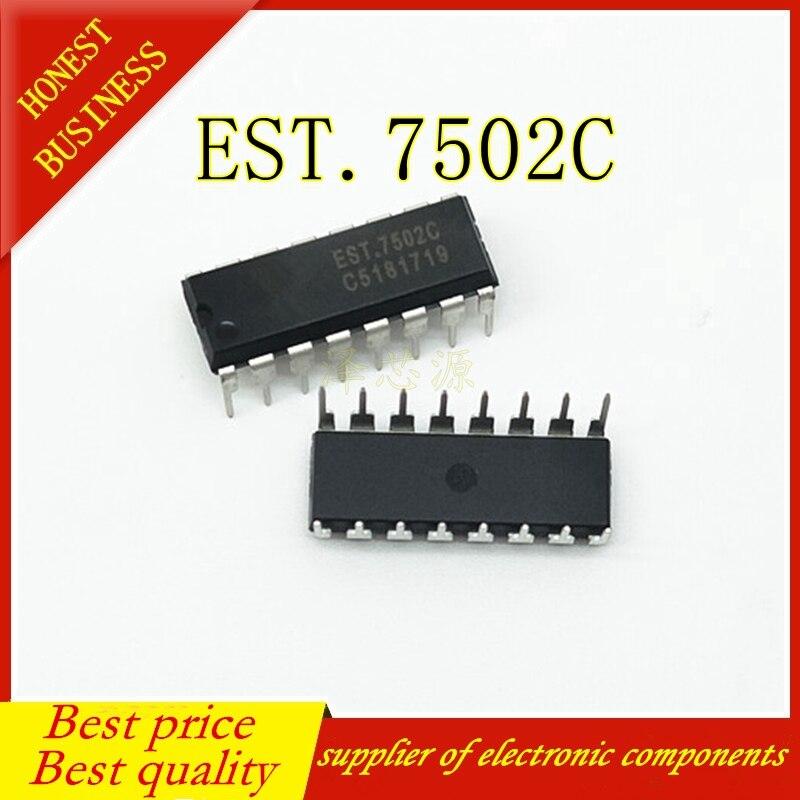 EST.7502C EST7502C DIP-16 NEW