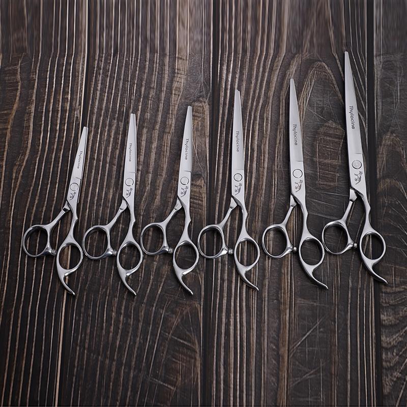 5In-8In Thinning Cutting Hair Scissors Salon Scissors Baber 6cr Japan 440C