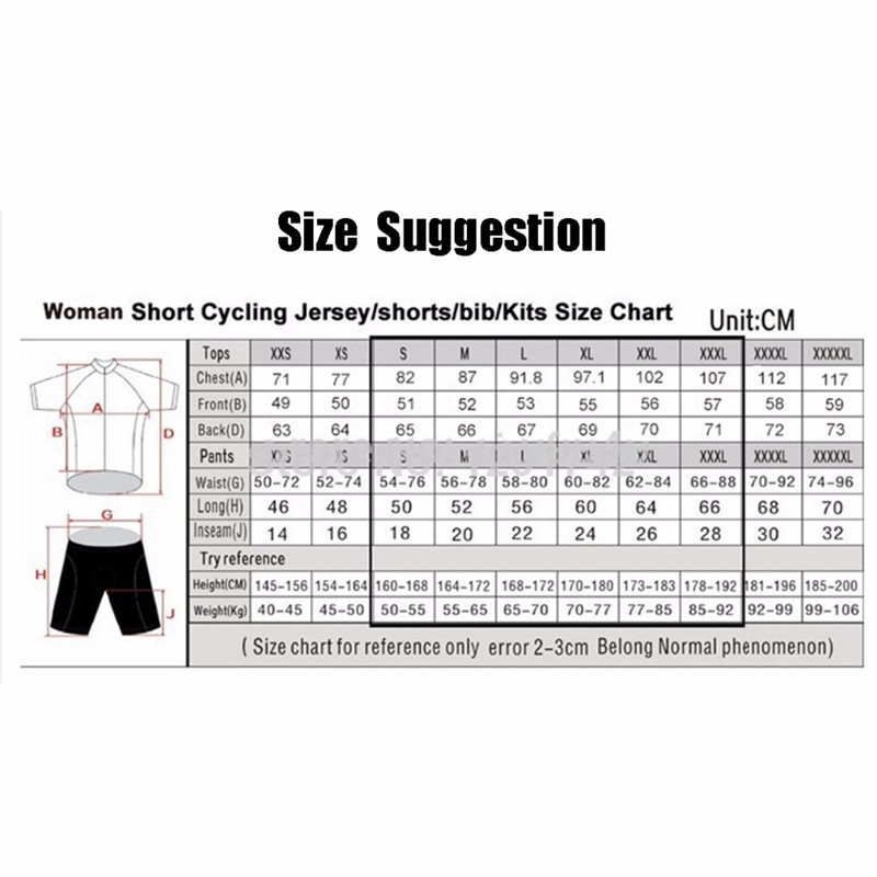 Jersey-Set Shirt Cycling-Suit Short-Sleeve Trespinas Summer Racing Woman MTB Quick-Dry