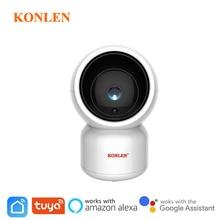 KONLEN WIFI 1080P Tuya Smart Life IP Camera 2MP HD Audio Com