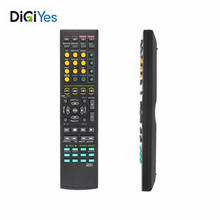 Replacement TV Remote Control AV System with Long Remote Control Distance Suitable for RAV315 / YAMAHA / WN22730 / YHT380 brand new original remote control replacement rav273 we45840 eu for yamaha power amplifier remote control