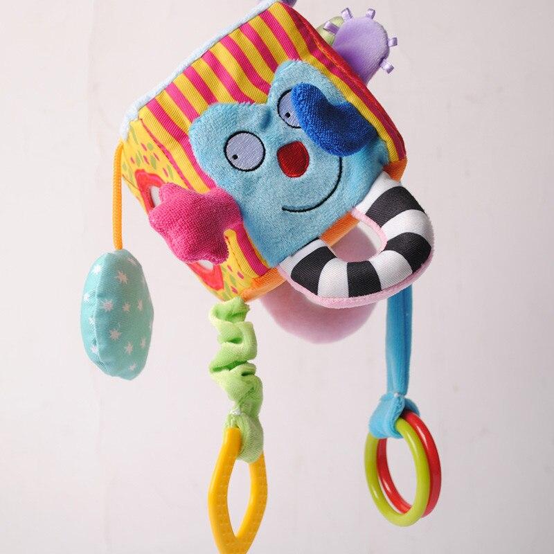 brinquedo para carrinho de crianca colorido animal 04