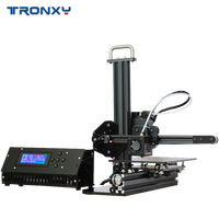 Tronxy 3D Printer X1 Pulley Linear Guide Support SD Card Printing LCD Display High Precision Mini Fast Easy Install