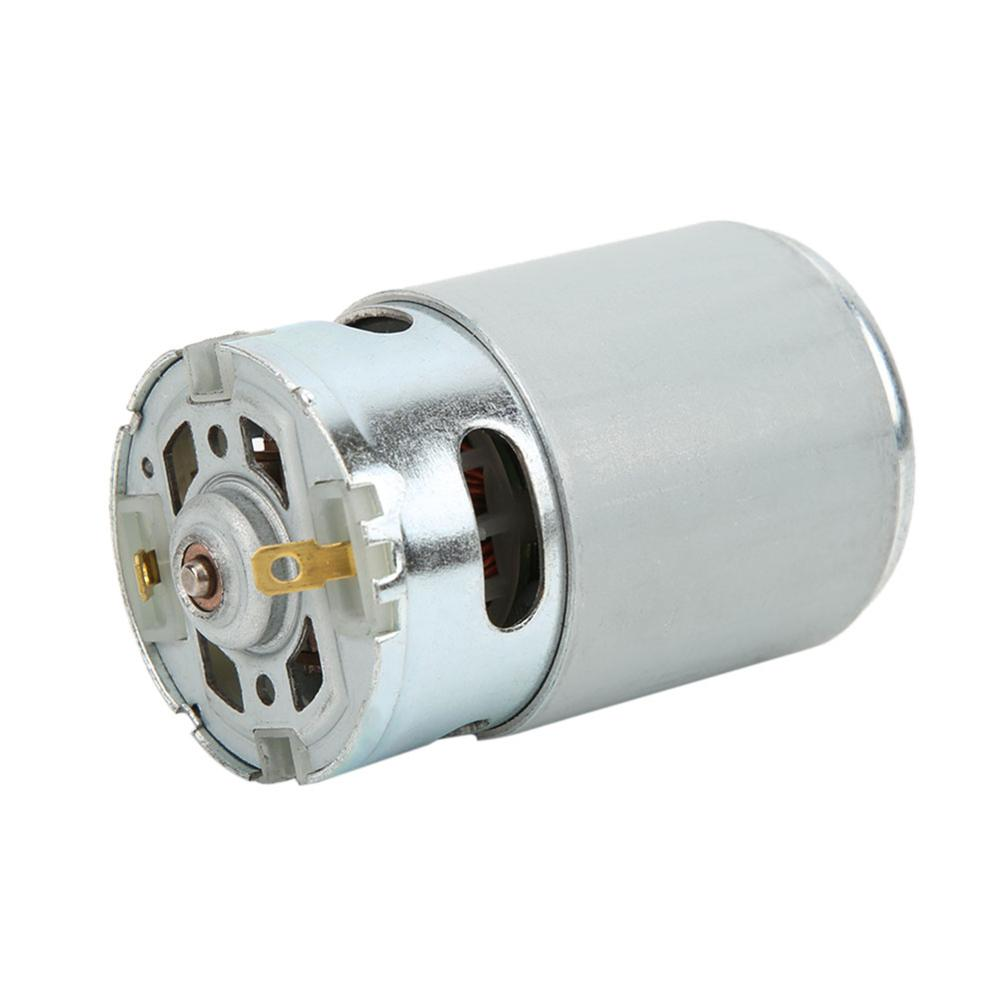 RS-550 Micro Motor DC 12-24V 22000rpm For Various Cordless Electric Hand Drill High Quality Professional Motor