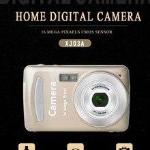 Mini Digital Camera XJA 2.4 Inch 4 Times Digital