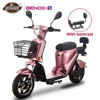 BENOD-patinete eléctrico de batería de litio para motocicleta, con certificación CE, 48V, 50KM, para hombres y mujeres