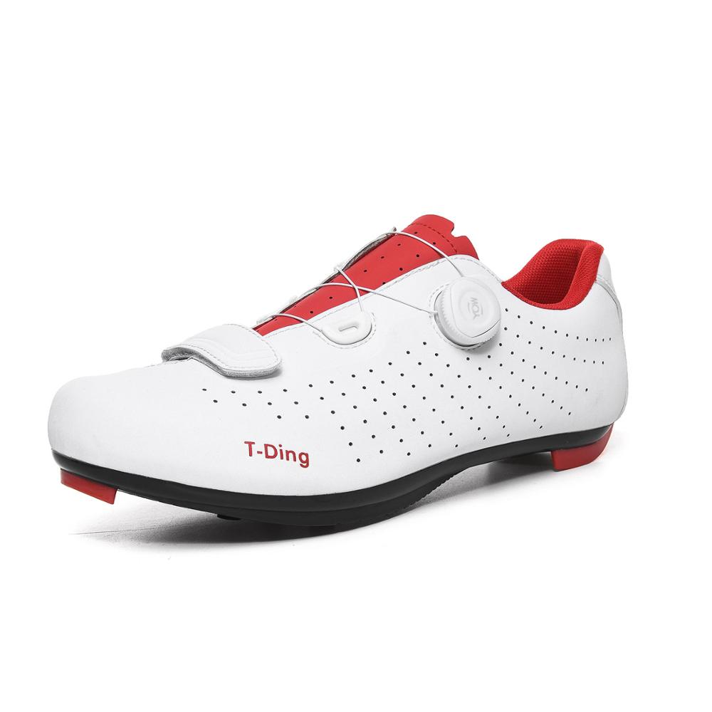 Road Cycling Shoes Man Self-Locking Bike Shoes Ultralight Breathable Non-slip Bicycle Racing Athletic Sneaker Sapatilha Ciclismo