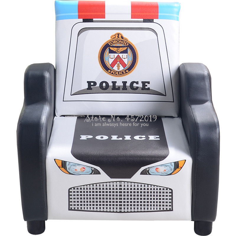 Children's Sofa Single Car Small Sofa Cute Baby Mini Children's Chair Baby Leather Men's Sofa Sitting