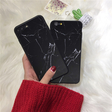 Marble Pattern Case For iPhone 7 8 Plus