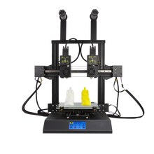 цена на 3D Printer Hands2 Independent Dual Extruder 3D Printer Large Print Size LCD Touchscreen