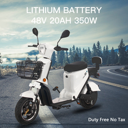 G1 Electric Motorcycles Motorbike Vehicle Moto Electrique Large Lithium Battery Capacity Electric Bike Bicycle Scooter For Adult