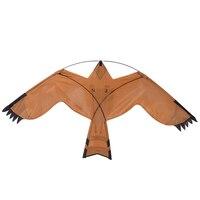 Mayitr Emulation Fliegen Hawk Vogel Scarer Vogel Stick Kite Scarecrow Garten Hof Schädlingsbekämpfung Repellents