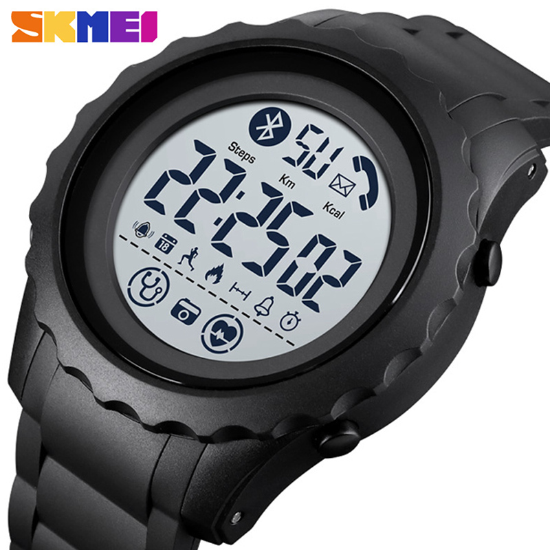 SKMEI Multifunction Outdoor Sports Watch Men Waterproof Mens Watches New Fashion Casual LED Digital Wrist Watches Reloj Hombre