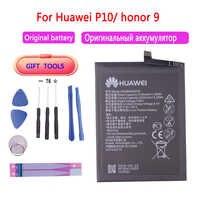 Originale Batteria Del Telefono HB386280ECW 3200mAh di Ricambio Per Huawei Honor 9 STF-L09 STF-AL10 P10 5.1 con Strumenti gratuiti