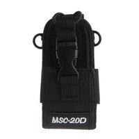 עבור baofeng MSC-20D רדיו Case מחזיק עבור Baofeng UV3R + פלוס PUXING PX-777 פלוס PX888 K A194 (5)