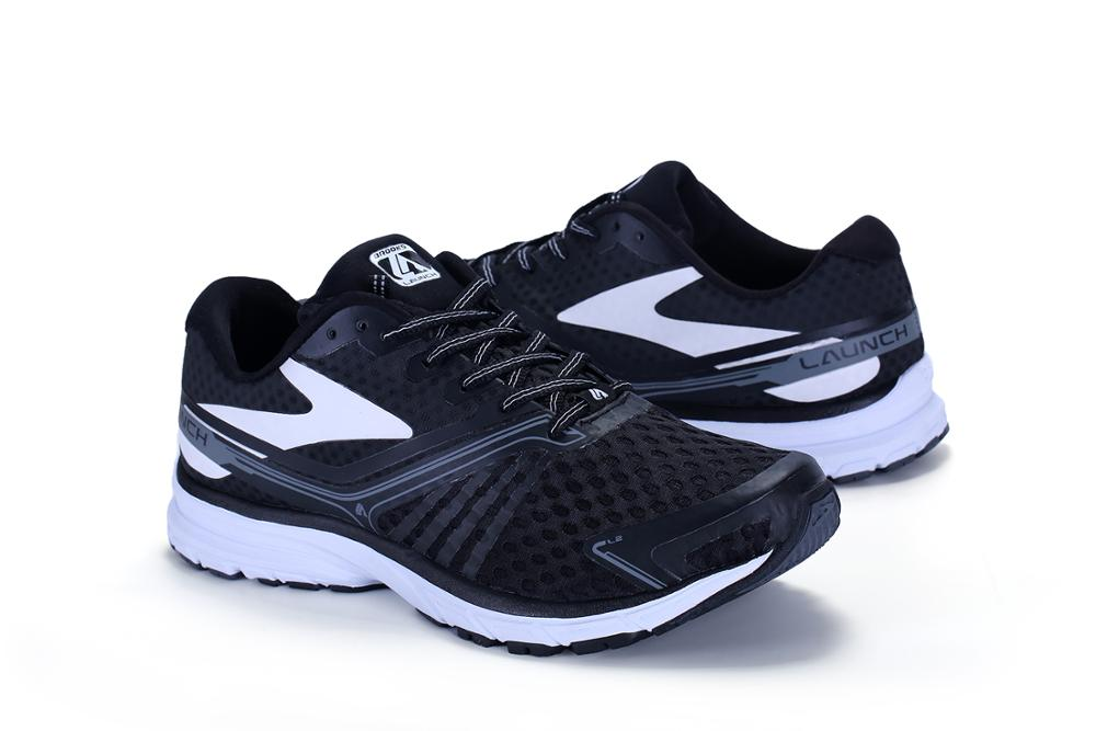 2020 Original Genuine Brooks- Launch New Breathable Sneaker Top Quality Men Fashion Sneaker Running Shoes Men's Straight Pants 3