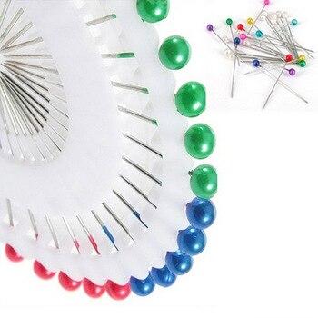 ¡Novedad! Agujas para cabeza de perlas de imitación SMD66 480 Uds para coser y localizar pines rectos